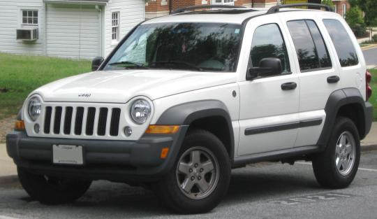 2010 Jeep Liberty Photo 1