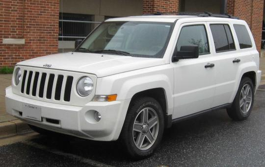2007 Jeep Patriot Photo 1
