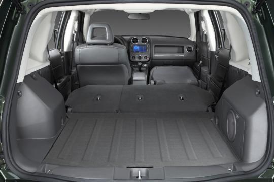 Jeep Patriot Interior Dimensions Best Accessories Home 2017