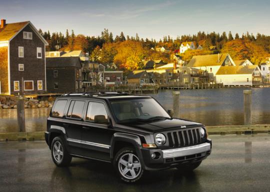 2010 Jeep Patriot - Vin  1j4nt1gaxad638519