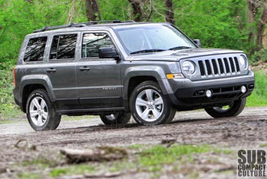 2012 Jeep Patriot Photo 1