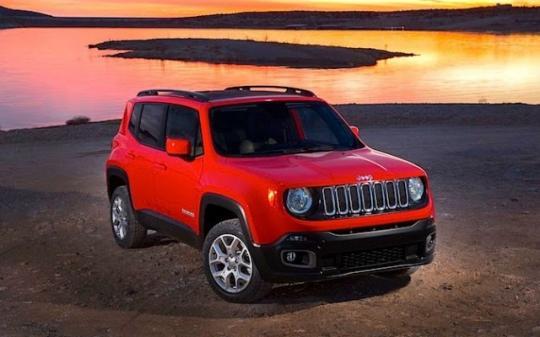 2016 Jeep Renegade Photo 1