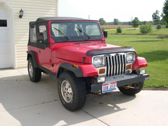1992 Jeep Wrangler Photo 1