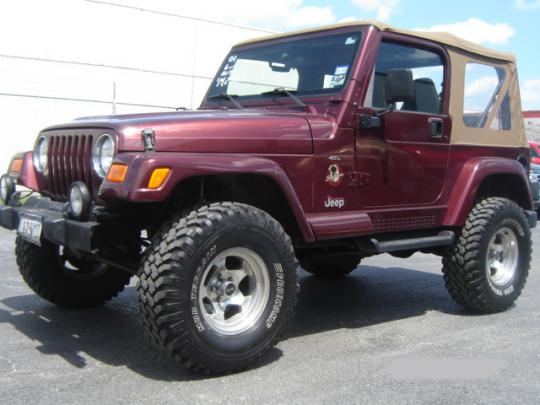 2001 Jeep Wrangler Photo 1