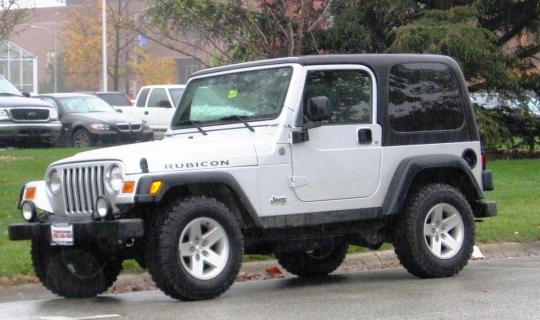 2004 Jeep Wrangler X Photo 1