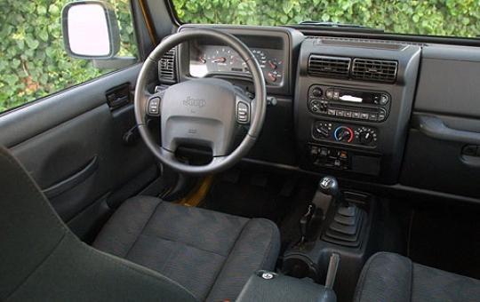 2004 Jeep Wrangler Vin 1j4fa39sx4p779220