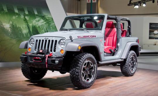 2014 Jeep Wrangler - VIN: 1C4BJWFGXEL180123 ...