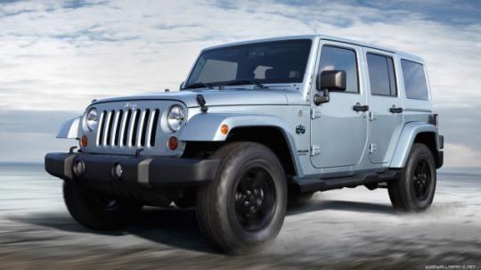 2016 Jeep Wrangler Photo 1