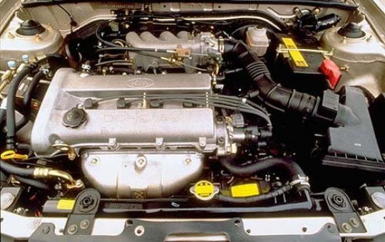 1997 Kia Sephia - VIN: KNAFA1253V5318532 - AutoDetective.com
