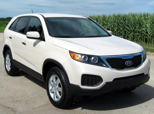 2012 Kia Sorento LX 2WD Photo 1