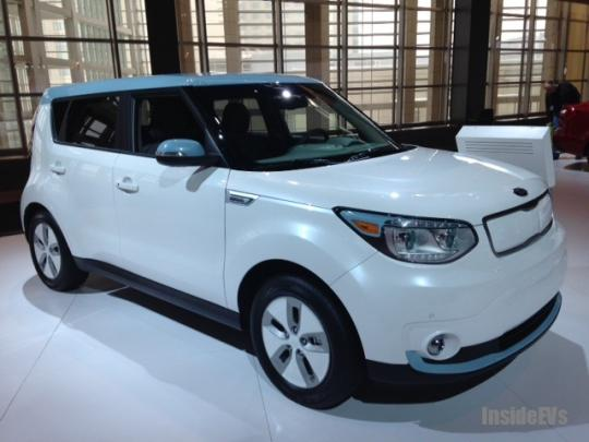 2015 Kia Soul Base Photo 1