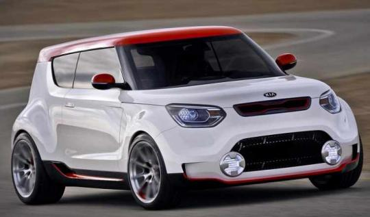 2016 Kia Soul Base 6m Photo 1