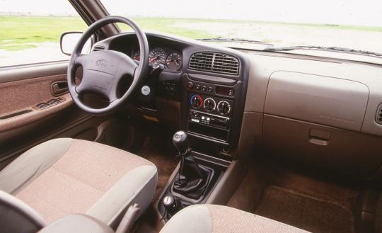 1998 kia sportage vin kndja723xw5567832 for Homestead motors inc portage in