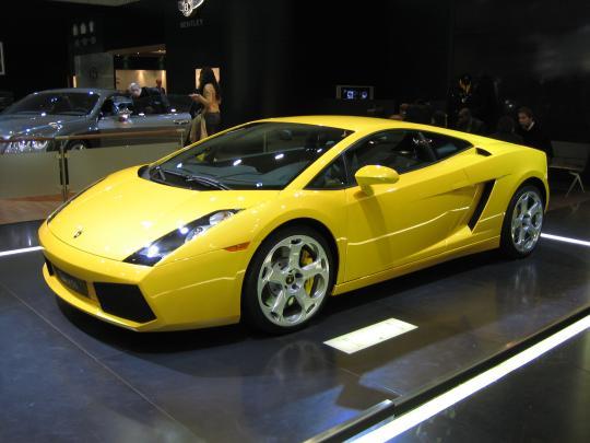 2006 Lamborghini Gallardo Photo 1