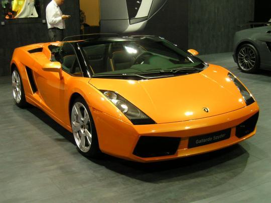 2007 Lamborghini Gallardo Vin Zhwgu12t87la05336