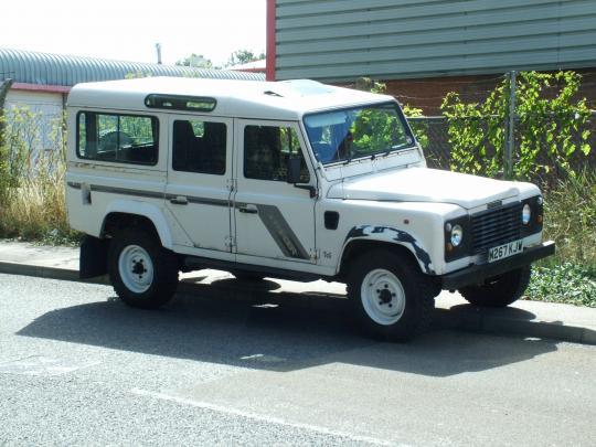 1994 Land Rover Defender 90 Dimensions Crafts