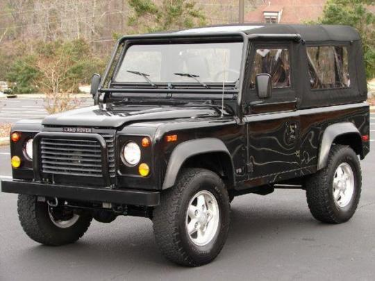 1995 land rover defender vin saldv2284sa966472. Black Bedroom Furniture Sets. Home Design Ideas