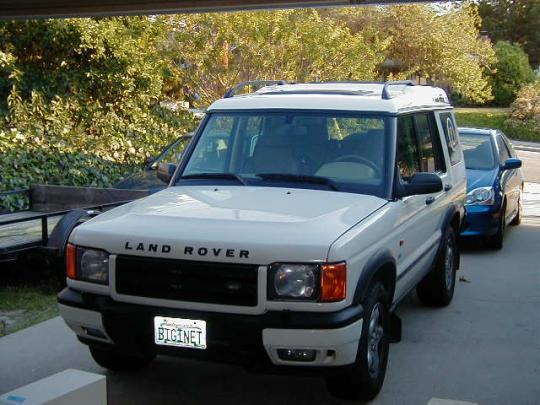 2001 land rover discovery series ii vin saltl124x1a734420. Black Bedroom Furniture Sets. Home Design Ideas
