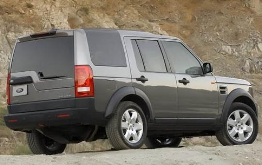 2008 Land Rover Lr3 Vin Salag25438a476717