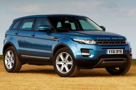 2015 Land Rover Range Rover Evoque Vin