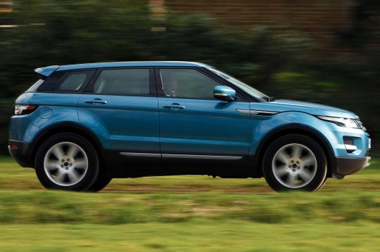 2015 Land Rover Range Rover Evoque - VIN ...