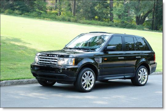 2007 land rover range rover sport vin salsk25467a108307. Black Bedroom Furniture Sets. Home Design Ideas