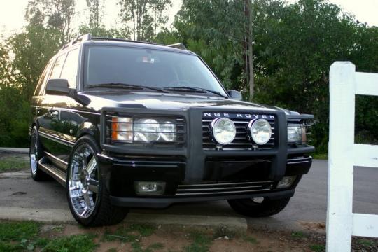 2001 Land Rover Range Rover Vin Salpm16431a451009