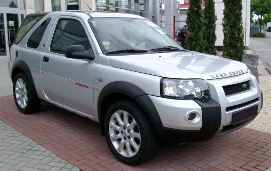 2002 Land Rover Freelander Photo 1