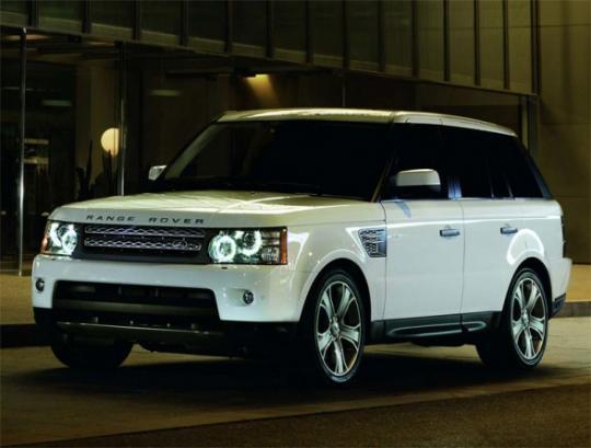 2011 Land Rover Range Rover Sport Photo 1