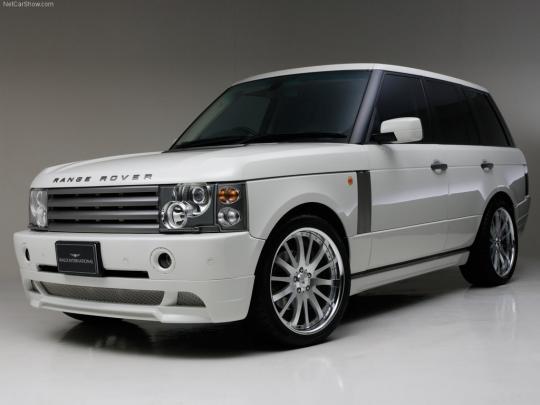 2006 Land Rover Range Rover Photo 1