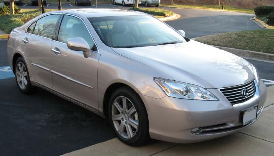 2007 Lexus ES 350 Photo 1