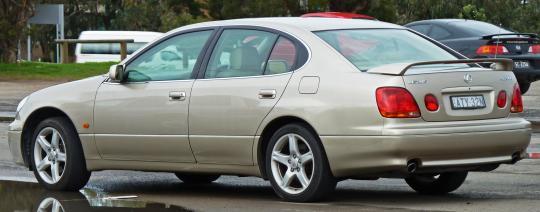 2000 lexus gs 300 - vin: jt8bd68s4y0111988 - autodetective