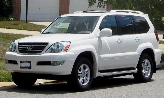 2003 Lexus GX 470 Photo 1