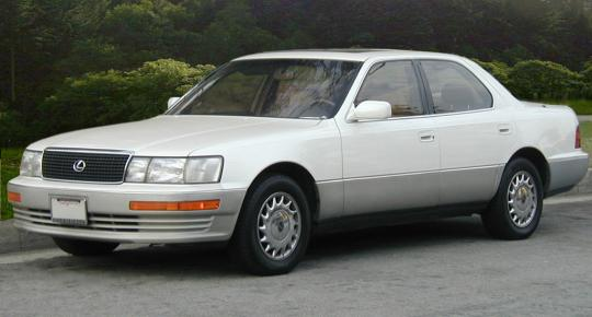 1990 Lexus LS 400 Photo 1