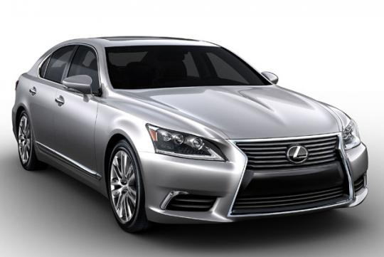 2013 Lexus LS 460 Photo 1