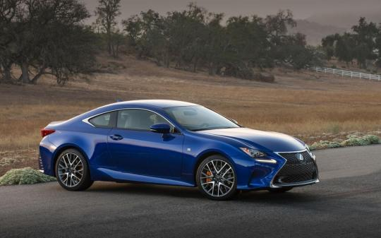 2016 Lexus RC 200t Photo 1