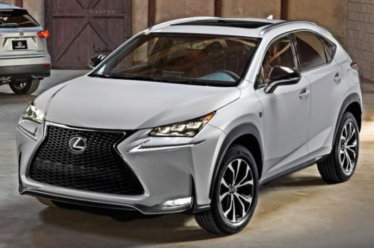 2016 Lexus RX 350 Photo 1