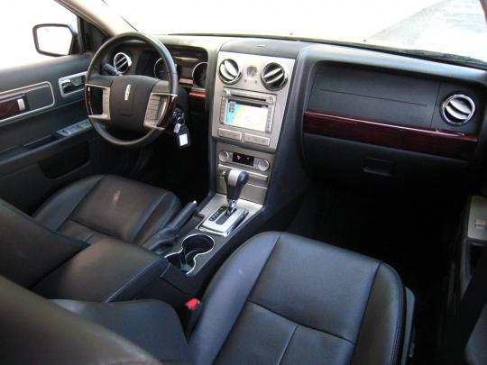 2007 Lincoln Mkz Vin 3lnhm28t87r631747 Autodetective Com