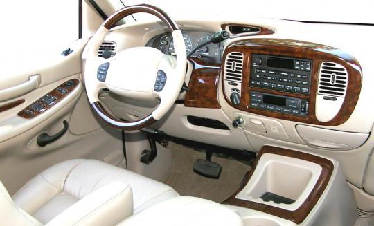 2000 Lincoln Navigator Vin 5lmru27a2ylj14638
