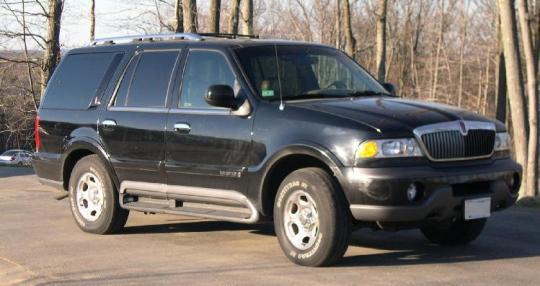 2001 Lincoln Navigator Vin 5lmeu27r41lj33850