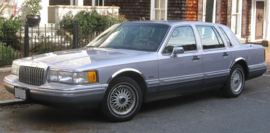 1993 Lincoln Town Car Vin 1lnlm82wxpy613705 1965 Chevy El Camino Wiring Diagram