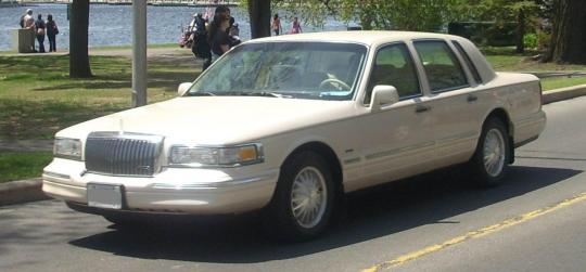 1995 Lincoln Town Car Vin 1lnlm82wxsy605015