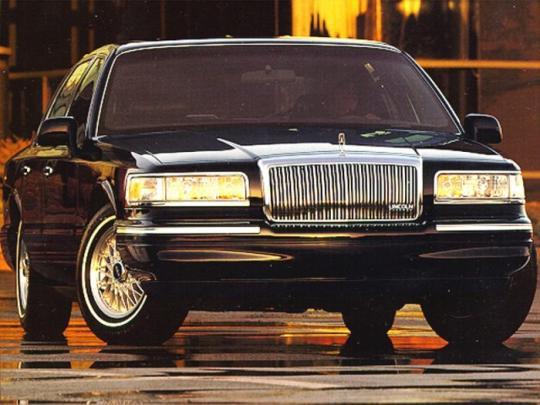 1995 Lincoln Town Car Vin 1lnlm81w3sy616858 Autodetective Com