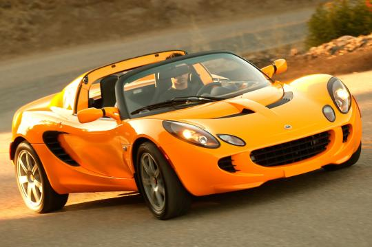 2007 lotus elise vin sccpc11137hl30096. Black Bedroom Furniture Sets. Home Design Ideas