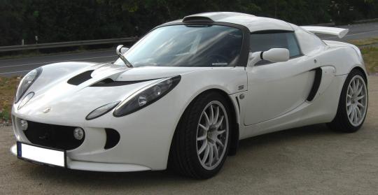 2011 Lotus Exige Photo 1