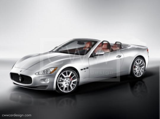 2005 Maserati Spyder - VIN: ZAMBB18A350014967 - AutoDetective.com