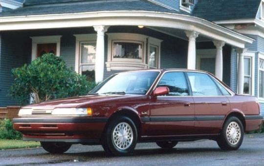 1990 Mazda 626 - VIN: jm1gd2421l1820211 - AutoDetective.com