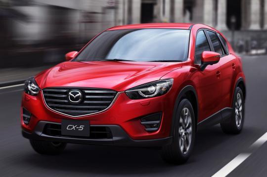 2016 Mazda Cx 5 Sport 2 0 At Exterior