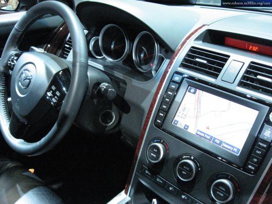 2007 Mazda Cx 9 Vin Jm3tb28y270105864 Autodetective Com