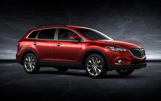 Mazda CX VIN JMTCBEYG AutoDetectivecom - 2016 mazda cx 9 invoice price